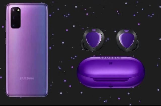 Samsung BTS edition