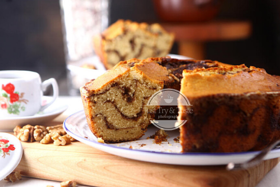 Resep Yogurt Coffee Cake JTT