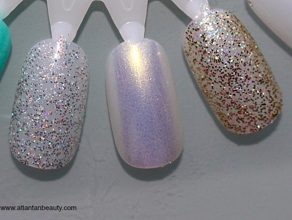 Sinful Colors Kandee Johnson Collection Swatches