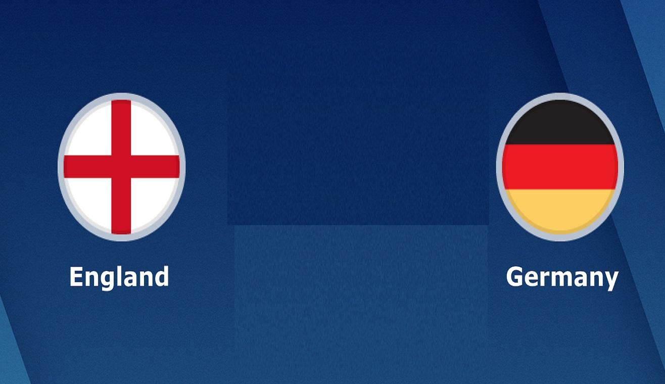 بث مباشر مباراة انجلترا والمانيا
