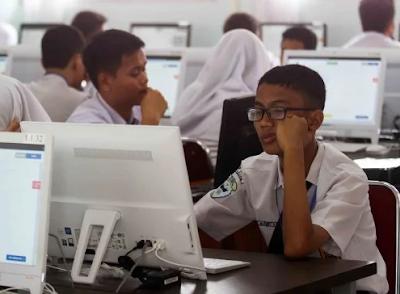 Contoh Soal Menentukan Makna Kata dalam Cerpen dan Fabel - UNBK SMP 2020