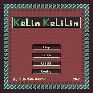 Kelin Kelilin - Title Screen