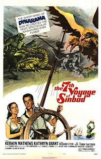 Simbad y la princesa(The 7th Voyage Of Sinbad)