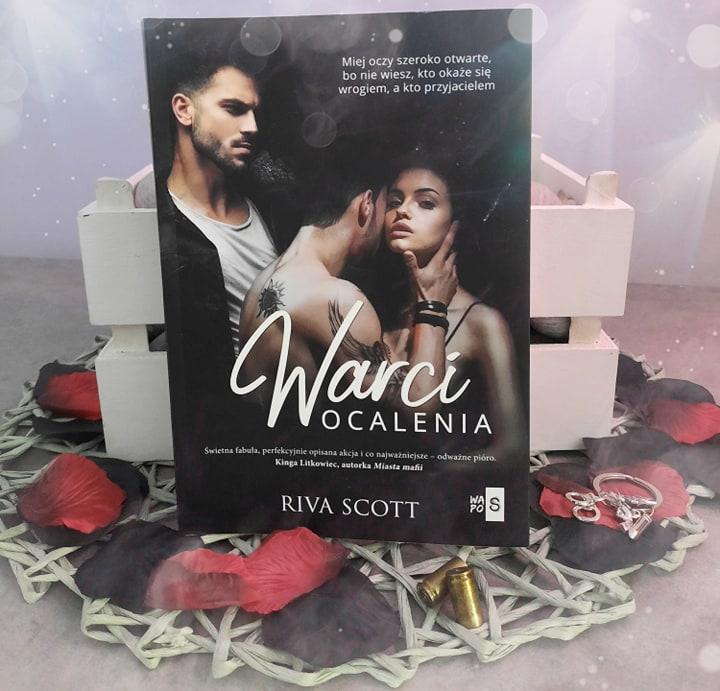 Riva Scott - Warci Ocalenia - Wydawnictwo WasPos - Recenzja