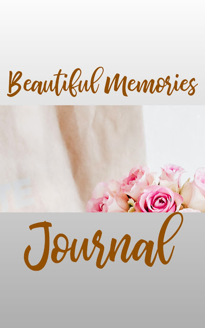 10 Beautiful Memories Journals For Writing And Journaling Life Memories | Floral Themed Designs