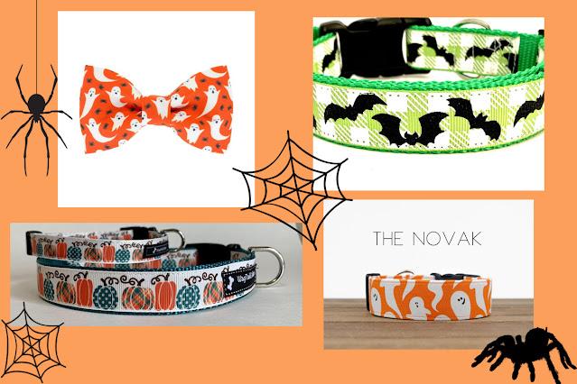 Halloween dog collars: An artisan guide to Halloween gifts