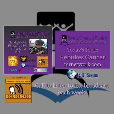 Rebukes Cancer