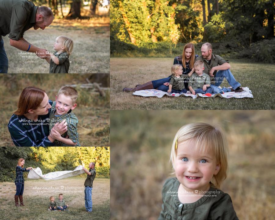 eugene oregon family photographer