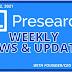 Actualización semanal de Presearch #2