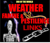 a graphic by Erika Grey of End of the World Weather Famine and Pestilence Links