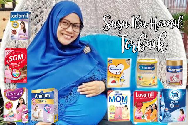 Susu Ibu Hamil Terbaik
