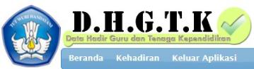Alamat Website Alternatif DHGTK yang masih aktif Terbaru