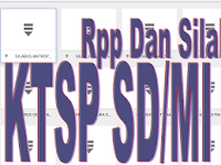 Program Pembelajaran Rpp Dan Silbus KTSP Kelas 3 SD/MI 2016