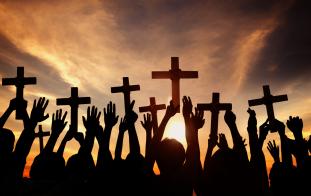 pregação crucificação