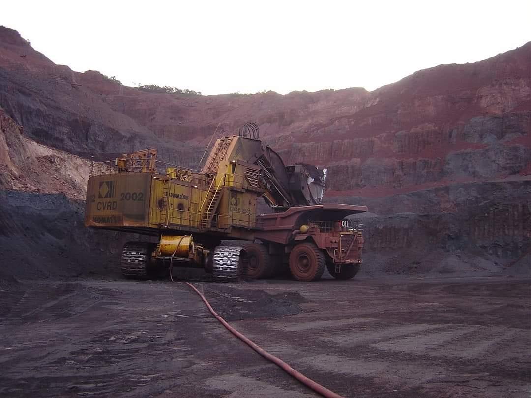 Parauapebas:Minério de ferro atinge maior preço em 13 anos