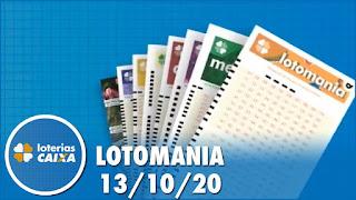 Resultado da Lotomania – Concurso nº 2117 – Quina  nº 5389 – Lotofácil  nº 2055 – Dia de Sorte  nº 368 – Timemania nº 1549