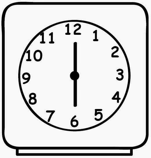 a2bb4d0d26a Desenho De Relogio Para Imprimir - Desenhos de Relógios Desenhos e Colorir  desenhos para imprimir