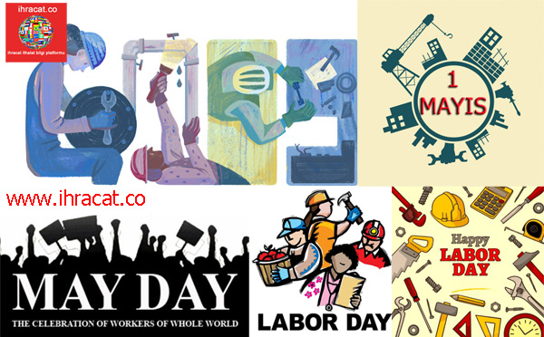 1 may, labour day