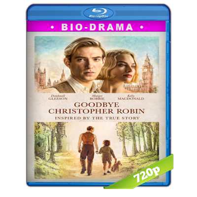 Hasta Pronto Christopher Robin (2017) BRRip 720p Audio Trial Latino-Castellano-Ingles 5.1
