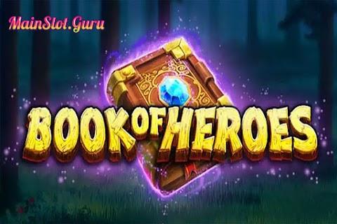 Main Gratis Slot Book Of Heroes (Microgaming)   96.06% RTP