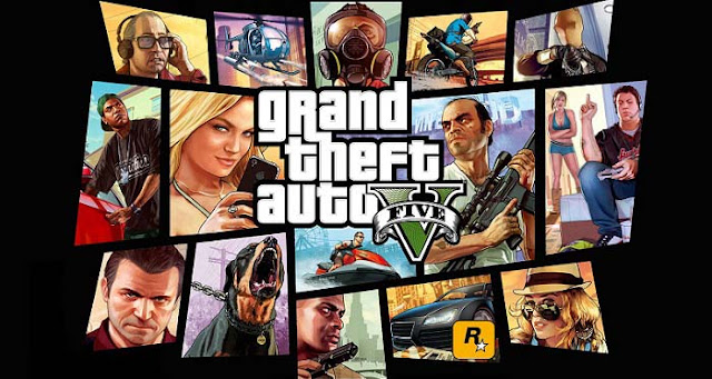 GTA - Grand Theft Auto V Boleh Didapatkan Disini