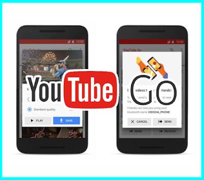 تطبيق YouTube Go لمشاهدة فديوهات اليوتيوب بدون انترنت
