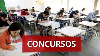 Concursos e seleções abertas na Paraíba oferecem 100 vagas de emprego entre 13 e 20 de maio