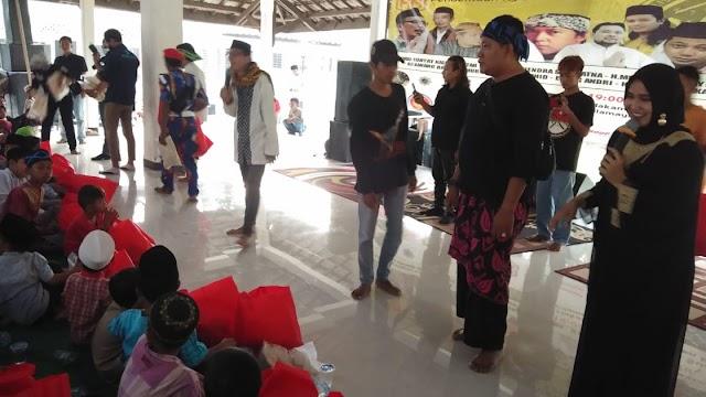 Momentum 10 Muharram, Kantor Hukum Arya Mandalika Santuni Anak Yatim Piatu