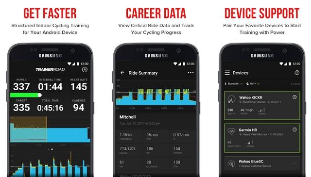 أفضل تطبيق لركوب الدراجات للأندرويد