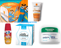 Logo PrenotaXMe : ricevi bellissimi omaggi con i tuoi prodotti preferiti (La Roche Posay,Zcare, Somatoline e Lady Presteril)
