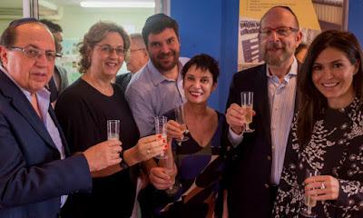 Inaugurado centro de memória da comunidade judaica brasileira