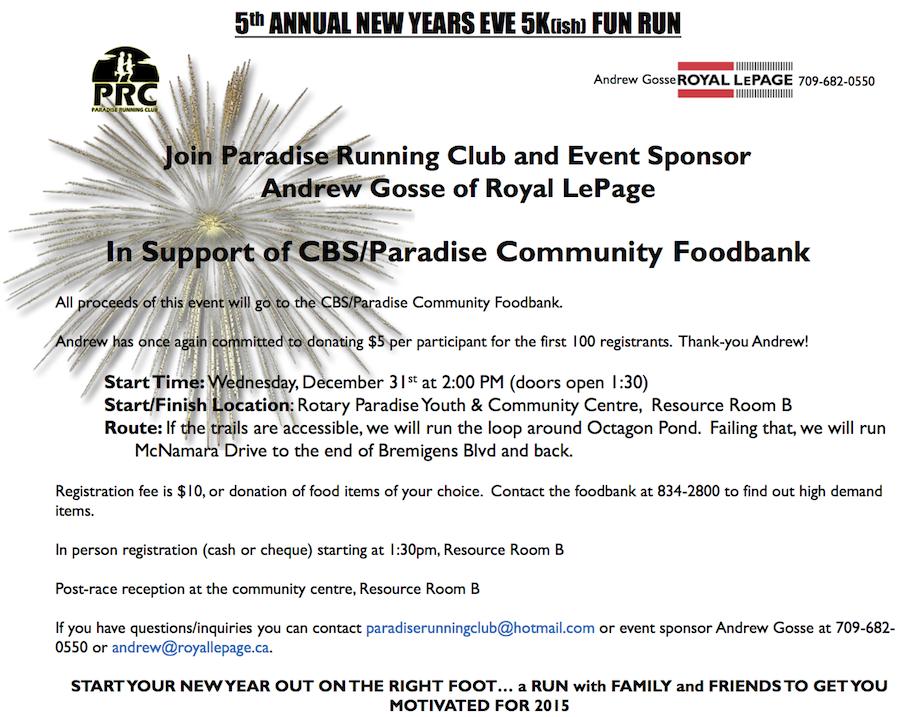 Cbs Paradise Community Food Bank
