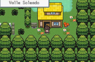 Pokemon Mystery Of Karus And Kanto para GBA Valle Soleado