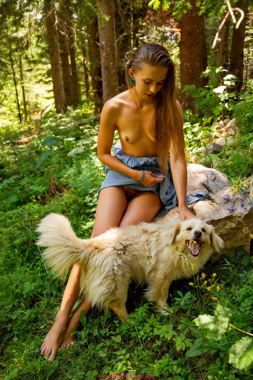 [MilenaAngel.Club] Milena Angel - White Forest Spirit