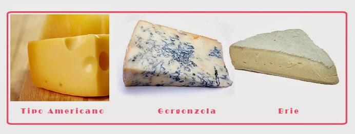 melhores queijos para derreter