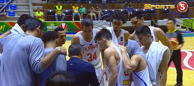 Gilas Pilipinas def. Iraq, 84-68 (REPLAY VIDEO)  FIBA Asia Cup 2017 | August 11