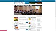 Mẫu NovaMag Responsive Blogger Template (Giá 50K)