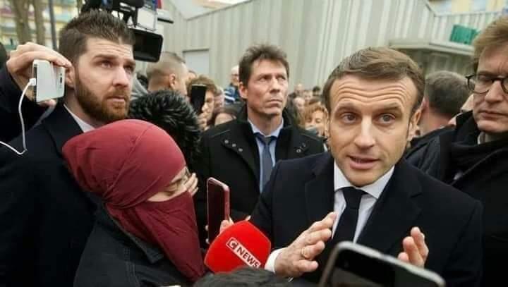 "Ancaman Macron: ""Para Islamis tidak akan tidur nyenyak di Prancis"""