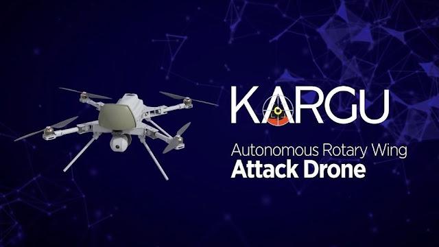 Drones καμικάζι για τον τουρκικό στρατό