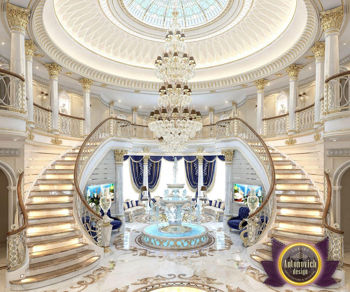 Design studio luxury antonovich design in abu dhabi to create a new history of luxury and comfort