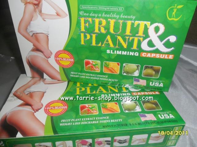 Fruit Plant Slimming Capsule