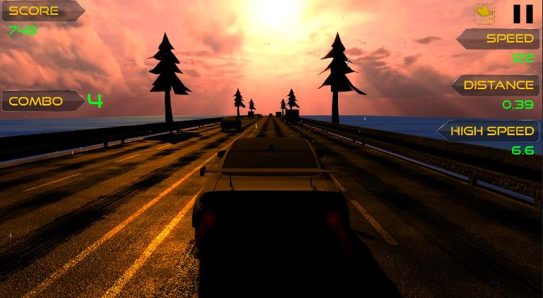 Retrowave Need for Speed Drift PC Full