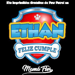 Logo de Paw Patrol: Ethan