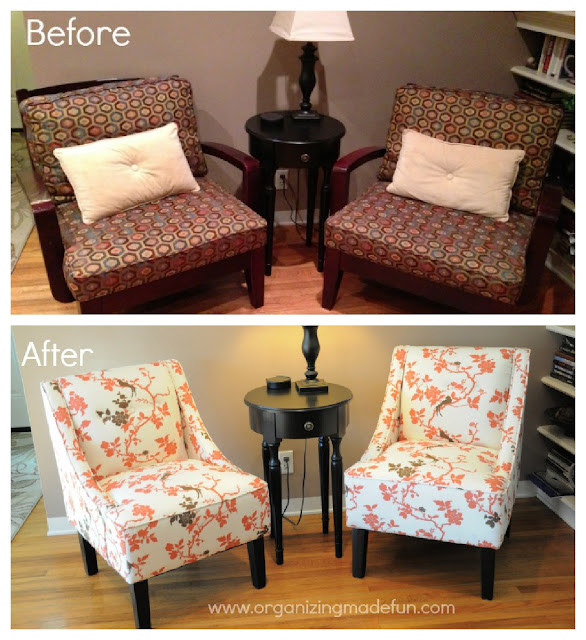 Fun Living Room Furniture: My Living Room And My Itch!
