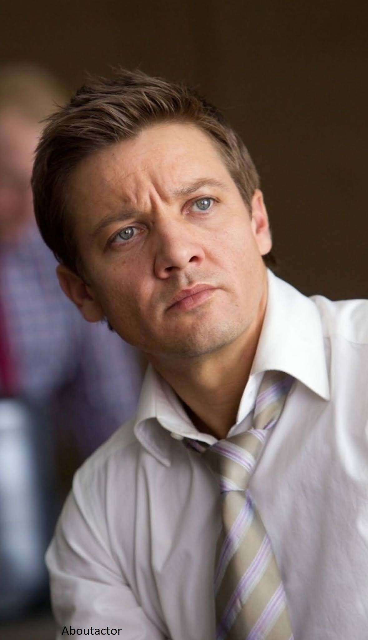 Jeremy Renner in Mission Impossible