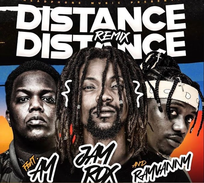 AUDIO&VIDEO | Jay Rox Ft. Rayvanny & AY – Distance Remix | Download New song