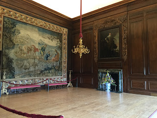 Hampton Court Palace Wall tapestry