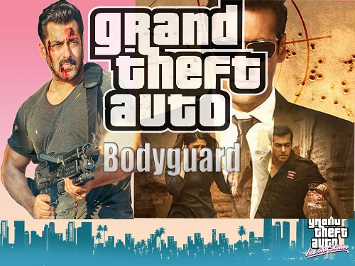 GTA Bodyguard Game