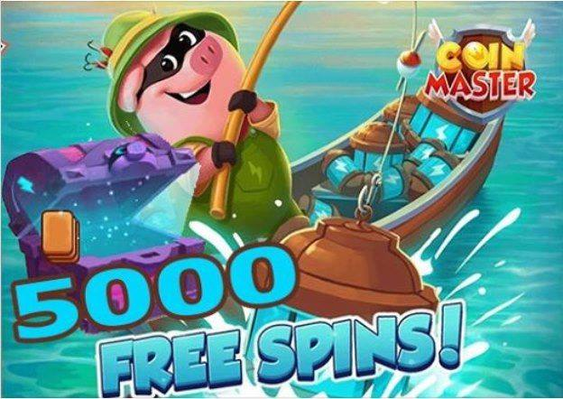 Coin Master Free Cards, 1000 Spins And 11.2 B Coins For All Payer