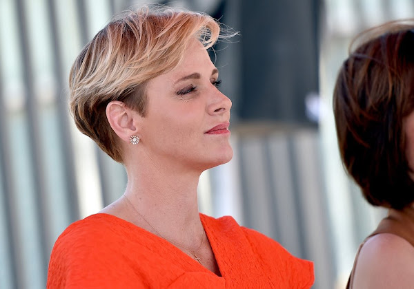 Princess Charlene Launch The U S Chapter Of Her